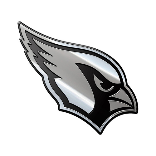 Arizona Cardinals Auto Emblem - Premium Metal