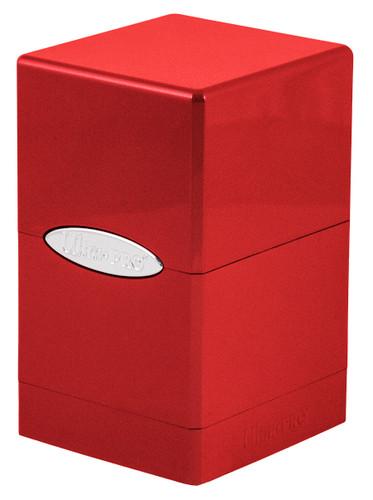 Satin Tower Deck Box - Fire