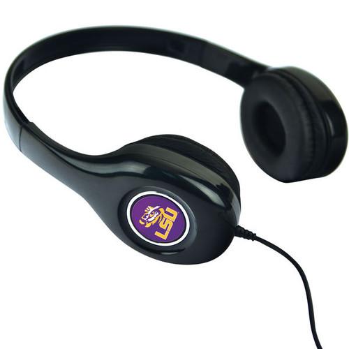 LSU Tigers Headphones - Over the Ear