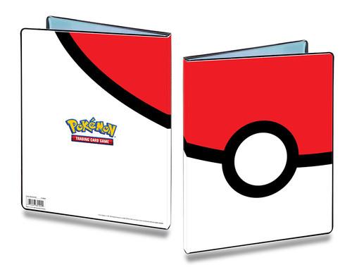 Pokemon 9 Pocket Portfolio - Pokeball