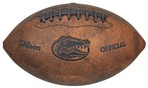 Florida Gators Football - Vintage Throwback - 9 Inches