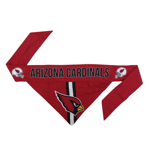Arizona Cardinals Pet Bandanna Size M