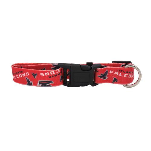 Atlanta Falcons Pet Collar Size S