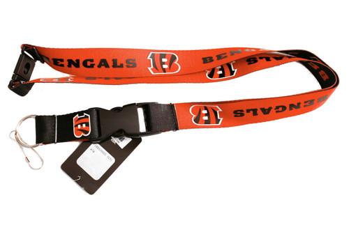 Cincinnati Bengals Lanyard - Reversible