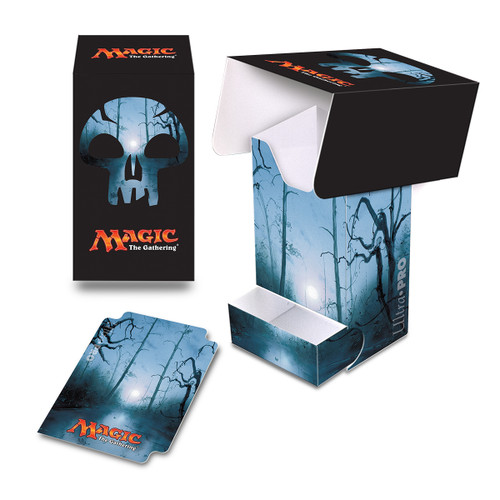 Magic Deck Box - Mana Black #5