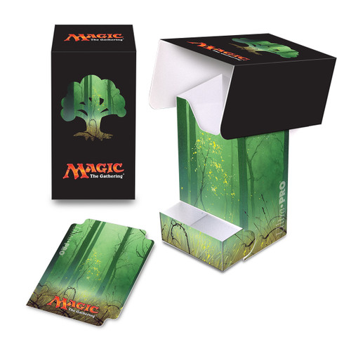 Magic Deck Box - Mana Green #5