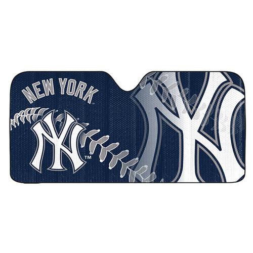 New York Yankees Auto Sun Shade 59x27