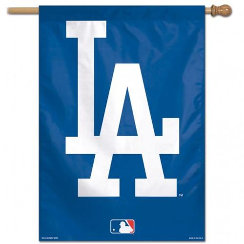 Los Angeles Dodgers Banner 28x40 Vertical