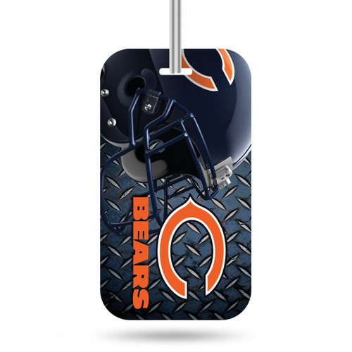 Chicago Bears Luggage Tag