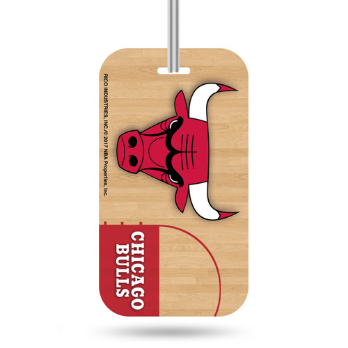 Chicago Bulls Luggage Tag