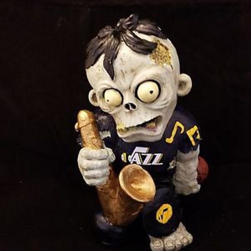 Utah Jazz Zombie Figurine - Thematic