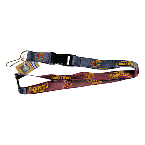Cleveland Cavaliers Lanyard Reversible