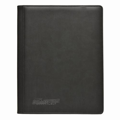 9 Pocket Premium Pro Binder - Black