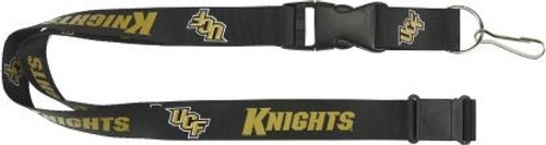 Central Florida Knights Lanyard Black