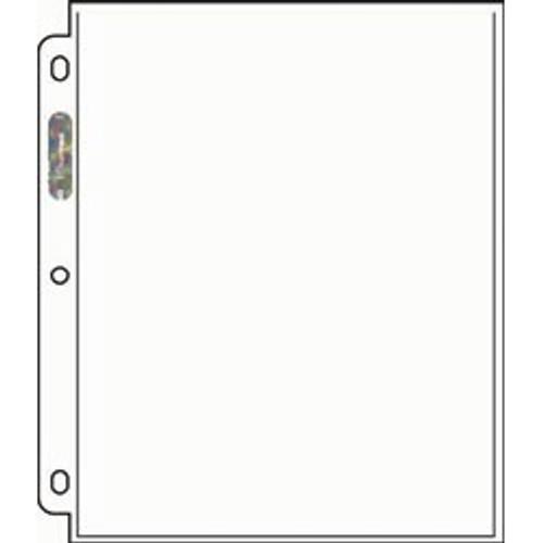 Ultra Pro 1-Pocket Beckett Pages - 211D (100ct)