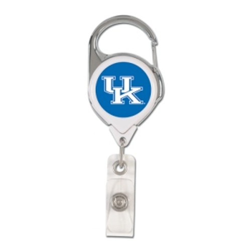 Kentucky Wildcats Retractable Premium Badge Holder