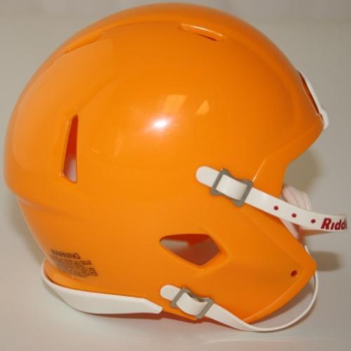 Riddell Speed Blank Mini Football Helmet Shell - Green Bay Gold