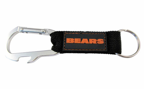 Chicago Bears Carabiner Keychain