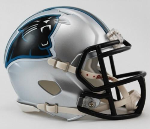 Carolina Panthers Speed Mini Helmet