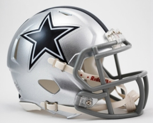 Dallas Cowboys Speed Mini Helmet