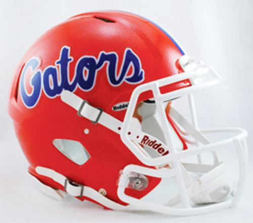 Florida Gators Helmet Riddell Authentic Full Size Speed Style
