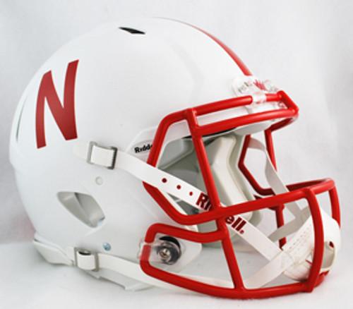 Nebraska Cornhuskers Helmet Riddell Authentic Full Size Speed Style