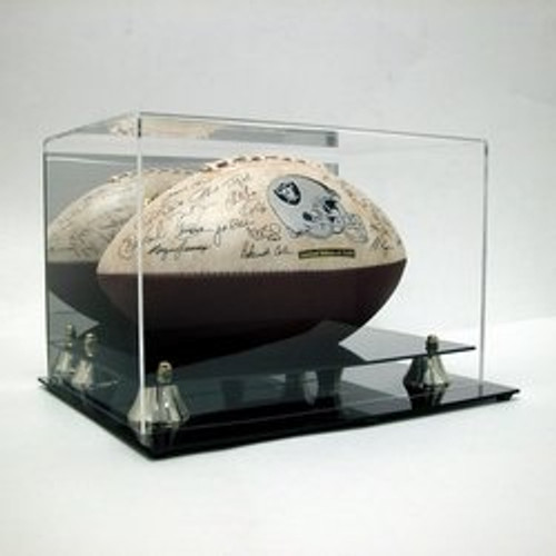 Deluxe Acrylic Football Display Case
