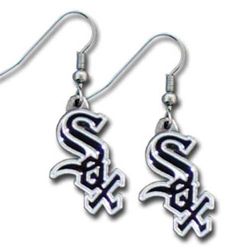 Chicago White Sox Dangle Earrings