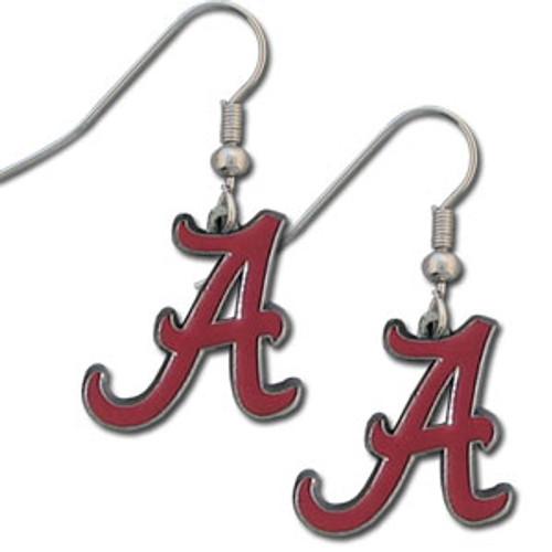Alabama Crimson Tide Dangle Earrings