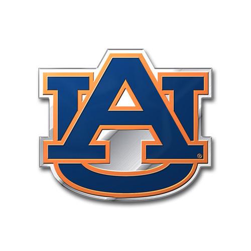 Auburn Tigers Auto Emblem - Color