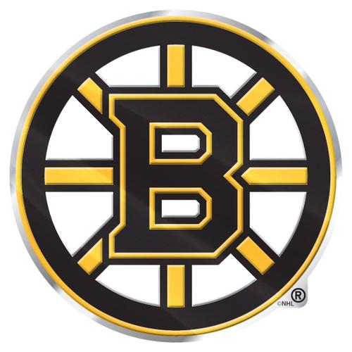 Boston Bruins Auto Emblem - Color
