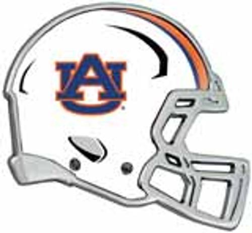 Auburn Tigers Auto Emblem - Helmet