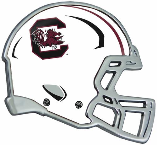 South Carolina Gamecocks Auto Emblem - Helmet