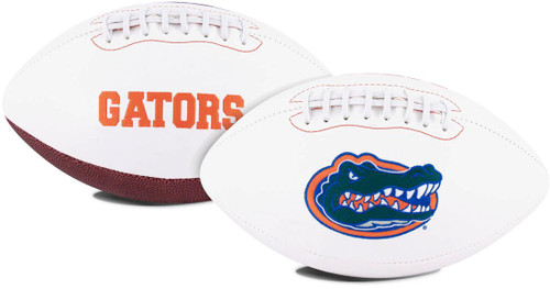 Florida Gators Football Full Size Embroidered Signature Series