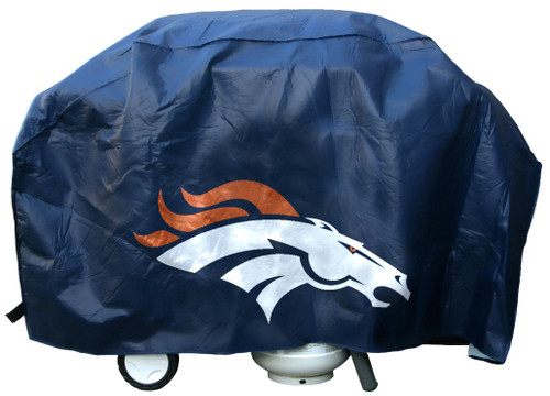 Denver Broncos Grill Cover Deluxe