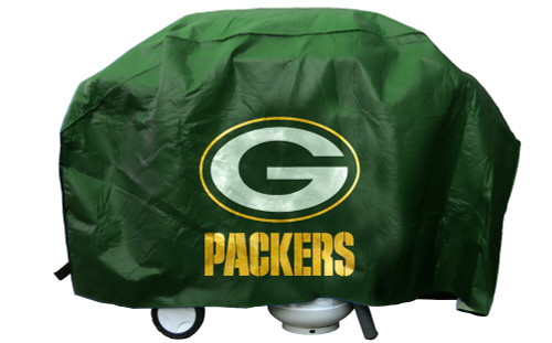 Green Bay Packers Grill Cover Deluxe