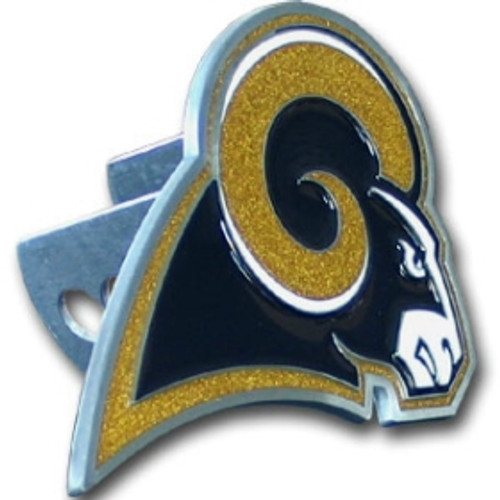 Los Angeles Rams Trailer Hitch Logo Cover