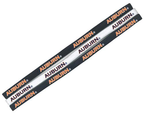 Auburn Tigers Elastic Headbands