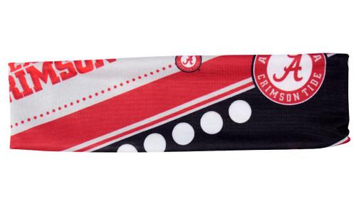 Alabama Crimson Tide Stretch Patterned Headband