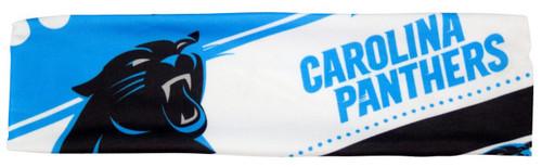 Carolina Panthers Stretch Patterned Headband