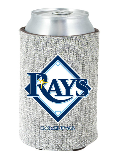 Tampa Bay Rays Kolder Kaddy Can Holder - Glitter