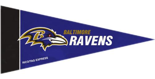 Baltimore Ravens Mini Pennants - 8 Piece Set