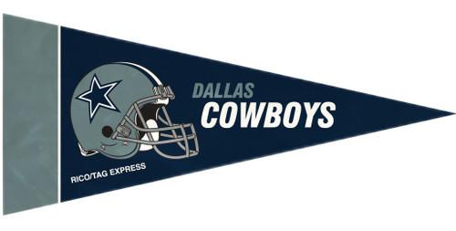 Dallas Cowboys Mini Pennants - 8 Piece Set