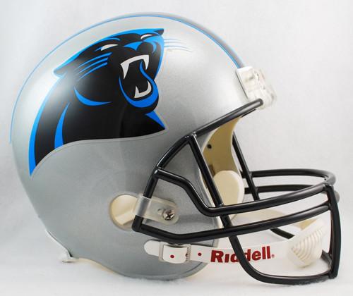 Carolina Panthers Riddell Deluxe Replica Helmet