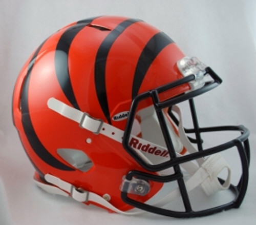 Cincinnati Bengals Revolution Speed Authentic Helmet