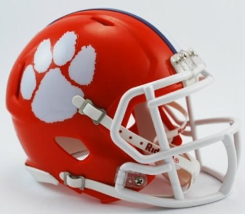 Clemson Tigers Speed Mini Helmet