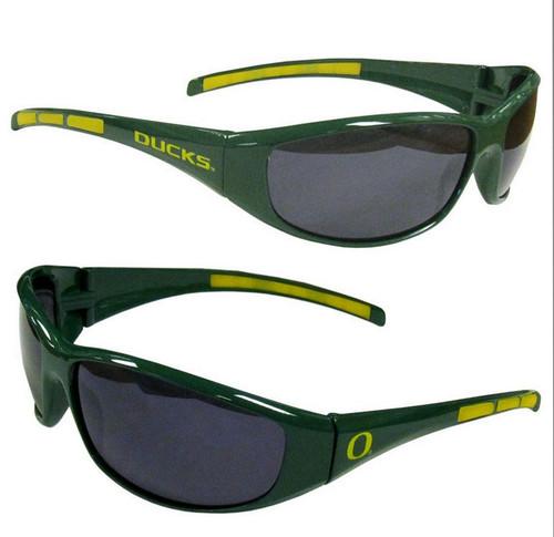 Oregon Ducks Sunglasses - Wrap