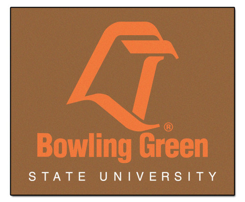 Bowling Green Falcons Area Rug - Tailgater