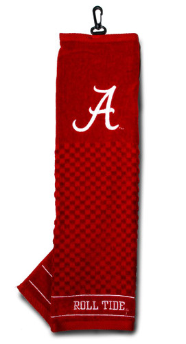 "Alabama Crimson Tide 16""x22"" Embroidered Golf Towel"