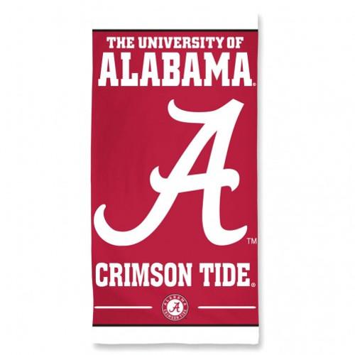 Alabama Crimson Tide Beach Towel